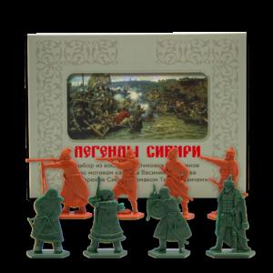 Набор солдатиков «Легенды Сибири»