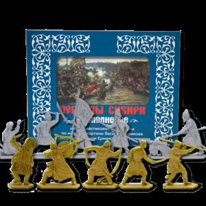 Набор солдатиков «Легенды Сибири дополнение»